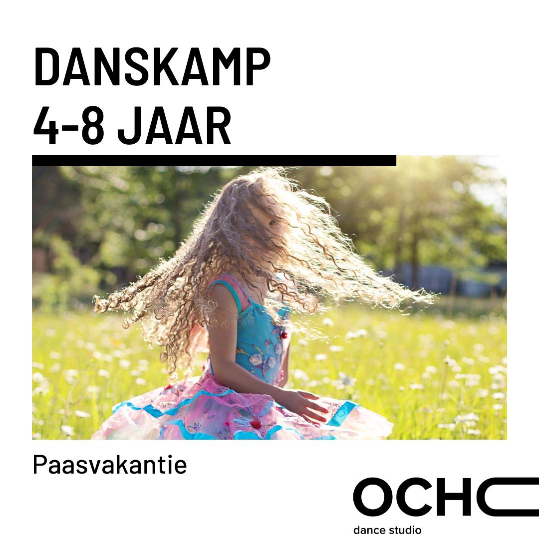 Afbeelding van OCHO danskampje 4-8 jaar