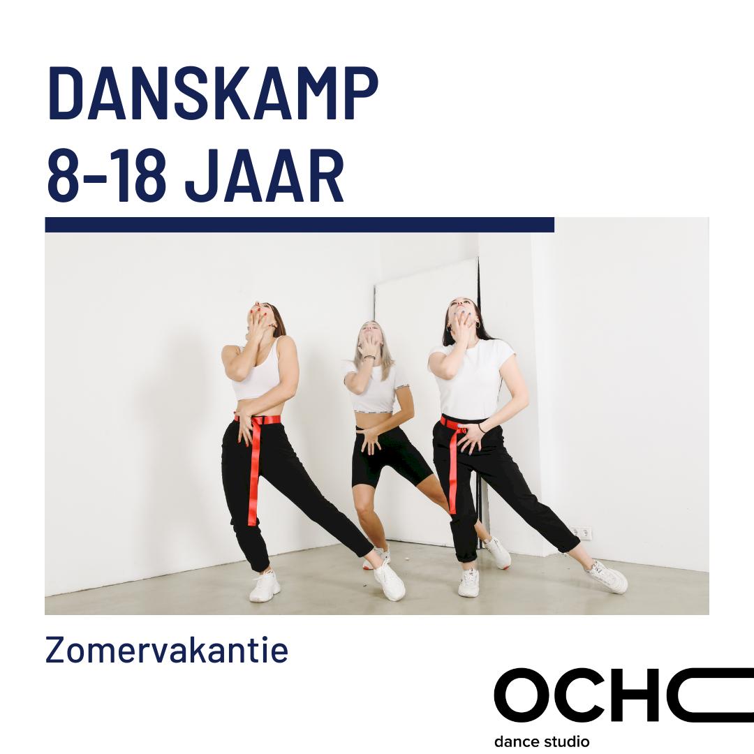 Afbeelding van OCHO danskamp 8-18 jaar